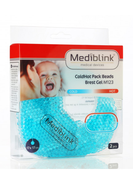 MEDIBLINK Cold/Hot pack Bra Gel, 17 x 17 cm M123